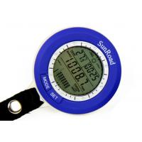Wholesale Outdoor Fishing Barometer with Tracking 6 Fishing Places IPX4 Waterproof SR204 from china suppliers