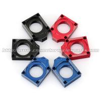Aluminum Alloy Axle Blocks For Yamaha YZF 250 450 Motocross Accessory for sale