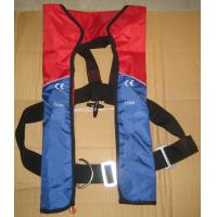 Quality Automatic inflatable marine life jacket With EC Certification for sale