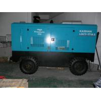 Wholesale 150HP Cummins Engine Air Compressor , 920CFM Portable Air Compressor from china suppliers