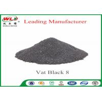 Wholesale Vat Black 8 Cotton Fabric Dye Environmental Vat Dyes 200 Solubility from china suppliers