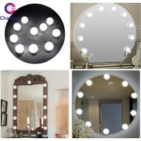 Wholesale Mirror LED Makeup Vanity Lights Stretching Contracting Cable 120 LM 7000K from china suppliers