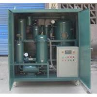 TY turbine oil automation purifier system/ used oil processing machine