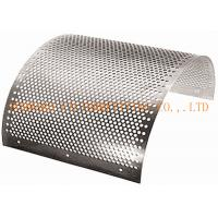 Best SS304/316 Decorative perforated metal plate for building interior partition , size customized wholesale