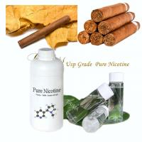 China USP Grade 99.5% pure nicotine for vape liquid for sale