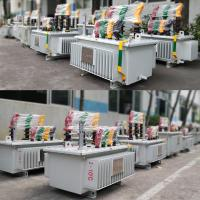China OEM 630kVA Oil Immersed Transformer Energy Saving Long Service Life on sale