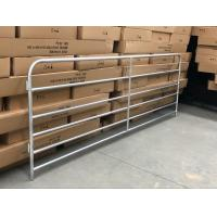 Wholesale Hot Dipped Galvanized Sheep Fence Panels Portable Metal Corral from china suppliers