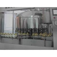 Best Glass Bottle Liquid Alcohol Filling Machine For Whisky Sparkling / Beer wholesale