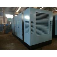 Wholesale 3 Phase Diesel Power Generator Set , 110 / 220V 800kVA 640kw Diesel Engine Generator from china suppliers