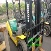 Wholesale 3 ton komatsu used FORKLIFT from china suppliers