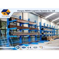 Wholesale Indoor Heavy Duty Cantilever Racking from china suppliers
