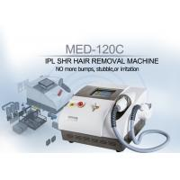 OEM ODM SHR IPL Beauty Equipment For Hair Removal , Wrinkle Removal for sale