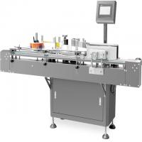 Round Bottle Automatic Labeling Machine , Side Face Labeler Easy Maintain for sale
