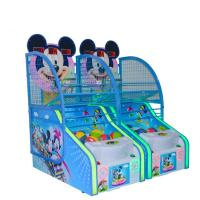 Wholesale Mini Basketball Passing Machine , Game Centre Automatic Basketball Shooting Machine from china suppliers