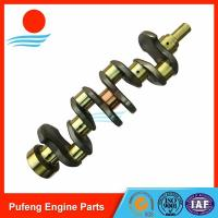 Wholesale auto crankshaft manufacture in China 4JA1 Crankshaft 8944552401 8971909270 for DMAX NHR TROOPER SH55 from china suppliers