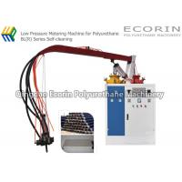 Self - Cleaning Low Pressure Foam Machine For Thermal Insulation Building Materials