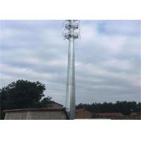 China Self Supporting Outdoor Antenna Tower , 50 Meter Home Radio Tower 20 Elongation on sale