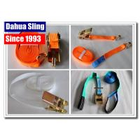 """Wholesale 4pc 1"""" X 15ft Moving Tie Down Straps Mountable Ratchet Straps 25mm Width from china suppliers"""