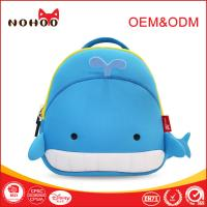 China Environmental Neoprene Toddler Backpack For Baby Boy 28 * 25.5 * 10.5 Cm on sale
