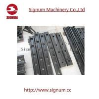 Wholesale Railway Fish Plate Tie Plate Rail Joint Bar from china suppliers