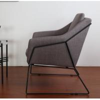 Wholesale New York Chair Leisure steel frame fabric relax chair chaise lounge chair for living room furniture from china suppliers