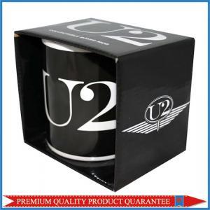 Logo Printing Mug Cardboard Packing Box