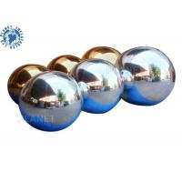 Wholesale Airtight double layer inflatable chrome ball/ Disco Inflatable Mirror Balloon for party from china suppliers
