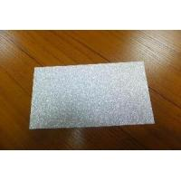 Buy cheap Self Adhesive Glitter Film from wholesalers