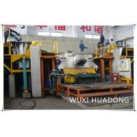 Best Semi Automatic Vertical Continuous Casting Machine 2 Strand For Red Copper Round Billets wholesale
