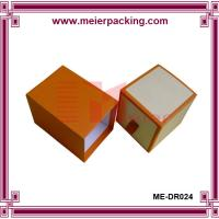 Creative packaging paper jewelry box for bracelet necklace earrings ME-DR024 for sale