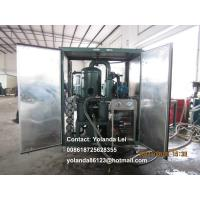 Wholesale High Vacuum Transformer Oil Regeneration System, Oil Purifier/On line oil treatment/Oil filtering unit from china suppliers