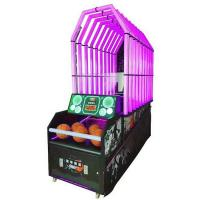 Wholesale Star Mvp Basketball Shooting Game Machine Amusement Equipment For 1 - 2 Players from china suppliers
