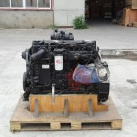 China 6.7L 6 cylinder Cummins QSB6.7 Electronic Diesel Engine QSB6.7-C170 qsb 6.7 engine for Industrial for sale