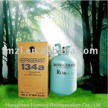Quality Refrigerant gas R134A for sale
