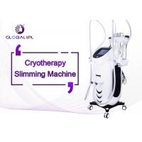 China Body Sculpting Cryolipolysis Machine Wind / Water And Semiconductor Cooling for sale