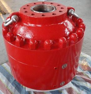China Anti Rust Oil Well Blowout Preventer API 16A FHZ35-70 Taper Rubber Annular BOP on sale