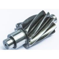 Wholesale CNC Machining Stainless Steel Worm Gear Shaft Nonstandard High Precision from china suppliers
