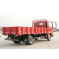 ZZ1047E2815B180 Light Duty Commercial Trucks HOWO 4X2 Light Cargo Truck Euro II 120hp for sale