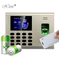 Wholesale Proximity Card Fingerprint Access Control & Time Attendance System CE Certificate from china suppliers