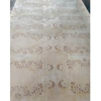 Wholesale Mappa Burl Paper Backed Veneer | Paper Backed Poplar Burl Veneer Sheets from china suppliers