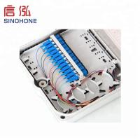 Wholesale Portable Fiber Optic Splitter High Performance 16 Core SMC High Durability from china suppliers