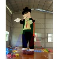 Wholesale Vivid 13 Feet High Giant Inflatable Figure Pop Misic King Inflatable Michael Jackson Figure MJ For Advertising from china suppliers