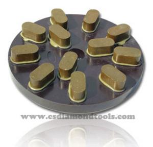 Quality metal grinding disc - diamond metal bond grinding plate for granite for sale
