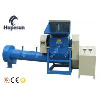 Wholesale PP LDPE HDPE Plastic Crusher Machine / Film Bag Plastic Water Bottle Crusher from china suppliers