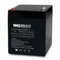 Wholesale Sealed Lead-acid Battery with 12V Volatge and 4.5Ah/20 Hours Nominal Capacity from china suppliers