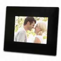 Wholesale 8-inch Digital Photo Frame with Touchscreen Interface and 128MB Internal Memory from china suppliers