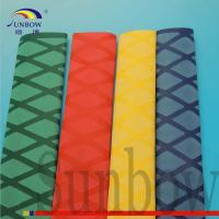 Wholesale Skid proof printable custom heat shrink tubing , Nonslip polyolefin tube from china suppliers