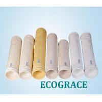 Best Industrial Dust Filter Bags For Dust Collector , Baghouse Dust Extractor Bags wholesale