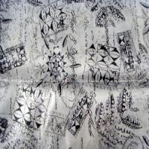 China 190t Printed Polyester Taffeta Fabric on sale