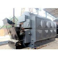 China Assembled Coal Fired Residential Boiler Eco - Friendly Marine Water Tube Boiler for sale